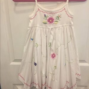 Mimi and Maggie girls dress